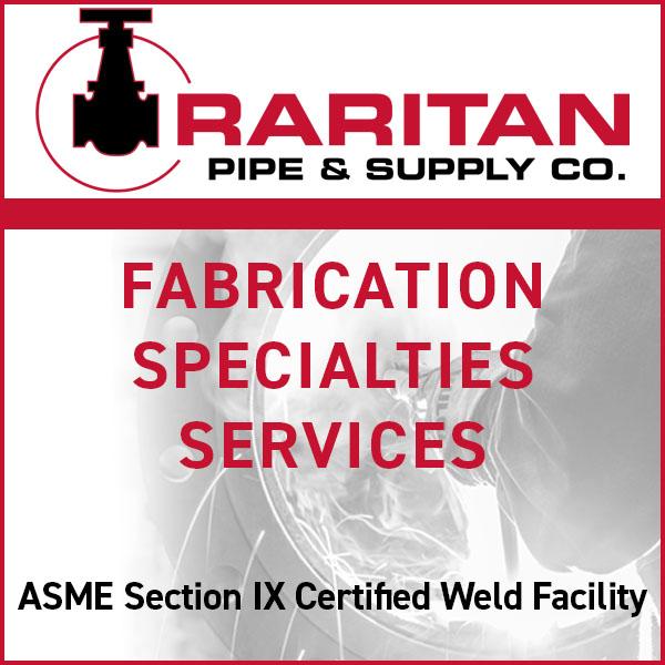 Raritan Pipe & Supply – Fabrication Sell Sheet
