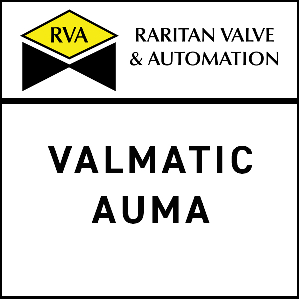 RVA is a stocking representative for VAL-MATIC and AUMA industry leaders