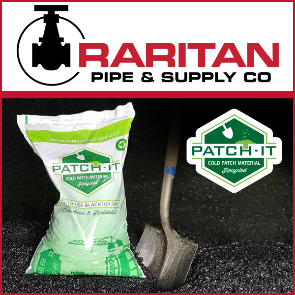 Raritan Pipe & Supply is Proud to be a Patch-It Distributor